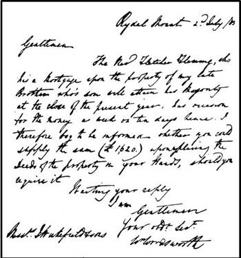 Letter from William Wordsworth.jpg