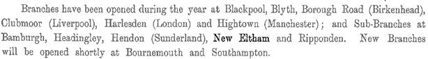 1924 New Eltham Announced in ARA - MBA