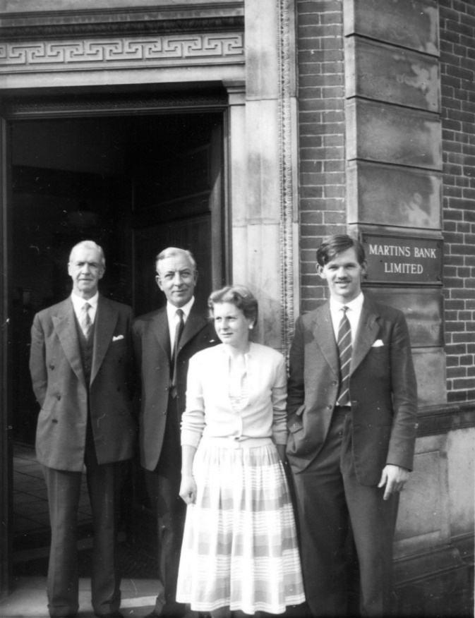 1957 Staff Group outside Branch - Craig Turner MBA.jpg