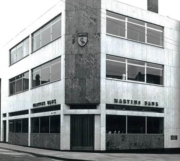1965 New Branch BGA
