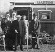 1951 Mobile Branch at Cockermouth Agricultural Society Show MBM-Wi51P43