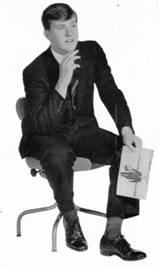 1963 Schoolboy seated.jpg