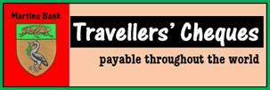 traveller's cheques as picture
