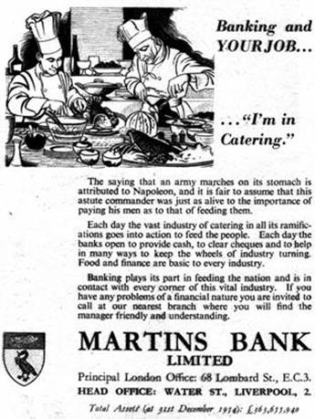 1955 Banking and Your Job - I'm in Catering ad from Punch MBA.jpg