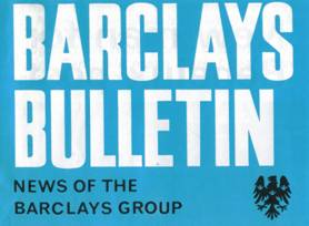 Barclays Bulletin