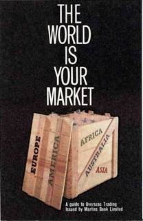 1960 The World is your Market FC - ARA BGA
