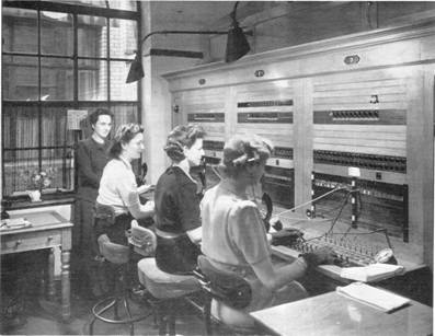 1947 The Girls at the London Switchboard MBM-Au47P32.jpg