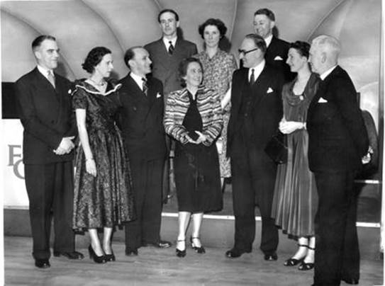 1947 Bank Dinner Committee 3 - Beryl Creer MBA.jpg