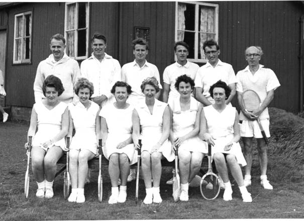 Undated - Staff Trip on the River Mersey - Beryl Creer MBA