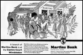 1961 Martins Wimbledon Centre Court LR