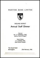 1950 Midland District Dinner 18 November - Iris Brooks MBA