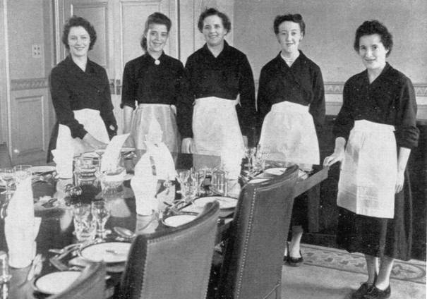 1958 Head office Restaurant 4 Water St Management Waitresses MBM-Sp1958P30.jpg