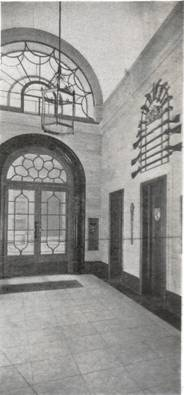 1931 Entrance Hall TAJ