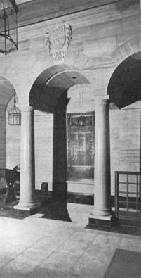 1931 Entrance Hall Great War Memorial TAJ