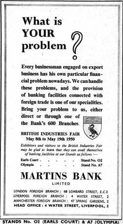 1950 Earls Court and Oylmpia Trade Stand Advert.jpg