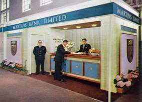 1969 Stand at Earls Court Intl Boat Show MBM-Sp69P47